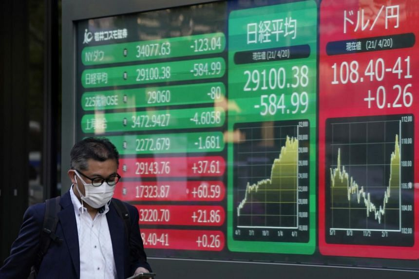 Japan led gains, with the Nikkei 225 rallying 1.7 per cent.