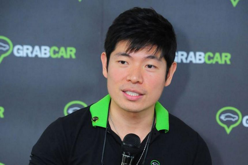 Grab co-founder and CEO Anthony Tan will hold 2.2 per cent of the company after the Spac deal.