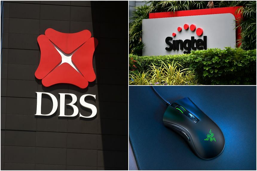 DBS, Singtel and Razer are among some of the companies that announced initiatives.