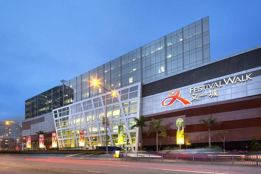 Distribution per unit was lower for FY21 due to higher rental reliefs granted to retail tenants at Festival Walk mall.