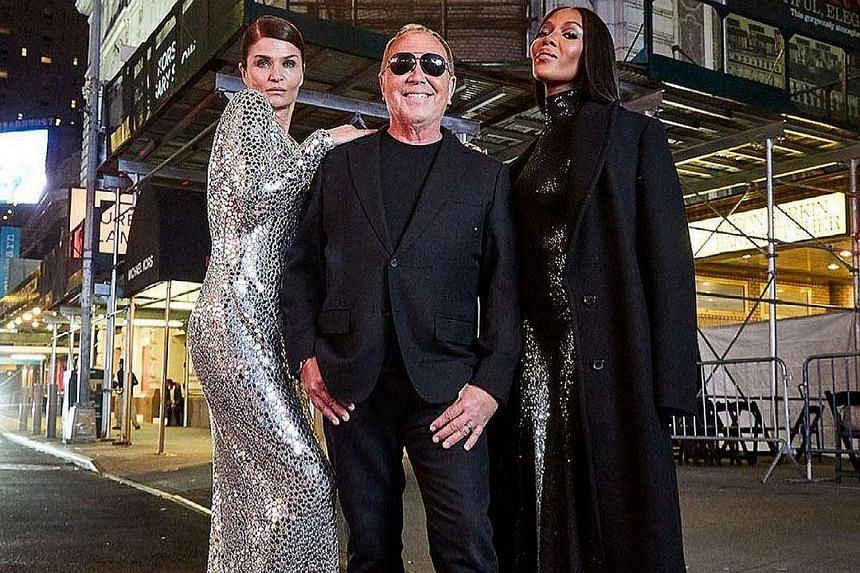 An avid theatre fan Michael Kors spoke about the hit Broadway has taken during the Covid-19 pandemic.