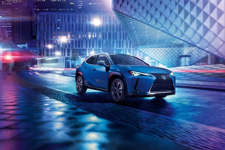 Lexus's first electric car, the UX 300e, is priced at $255,800.