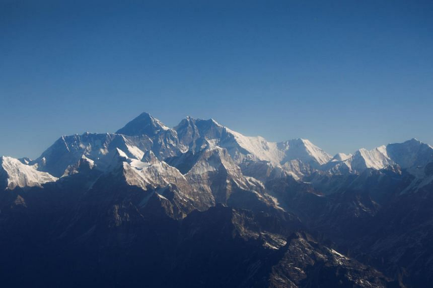 Breathing is already difficult at high altitudes so any outbreak of disease among climbers presents major health risks.