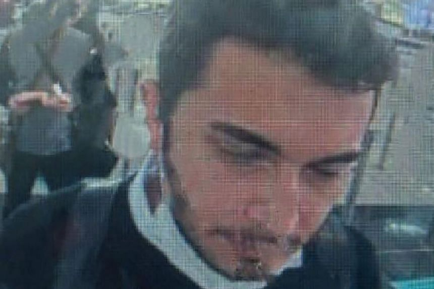Turkish security officials released a photo of Thodex founder Faruk Fatih Ozer going through passport control at Istanbul airport.