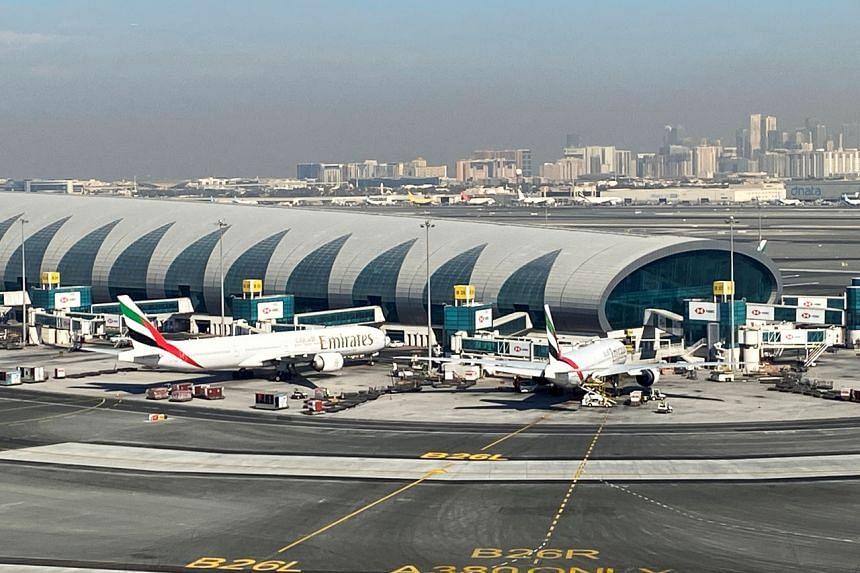 The UAE is home to roughly 3.3 million Indians, who make up a third of the population - most of them in Dubai.