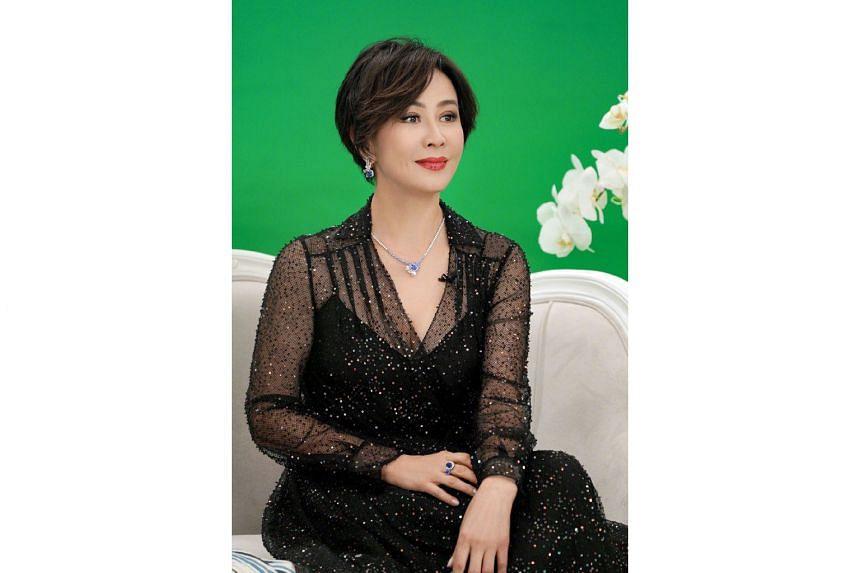 Carina Lau.