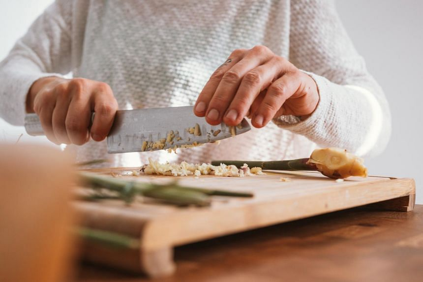 Cooking is therapy, problem-solving and intellectual stimulation, says the writer.