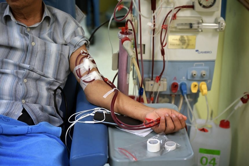 The majority of the new dialysis patients in 2018 - four out of five - were 50 to 79 years old.