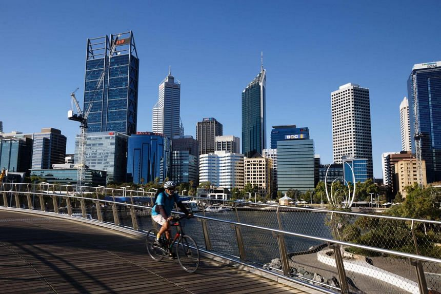 Perth and the Peel region were placed into a hard lockdown from April 24, 2021.