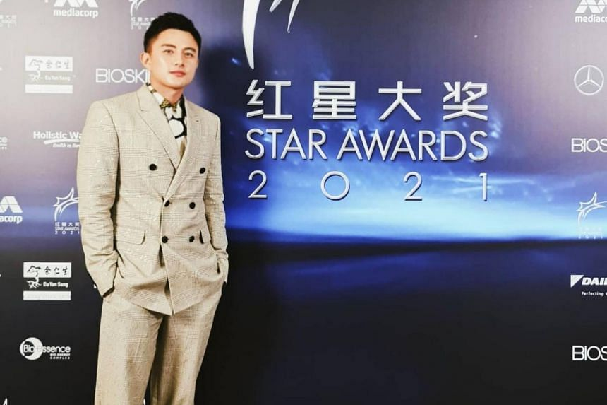 Though Shane Pow is now parting ways with Mediacorp, he is required to complete outstanding work until May 4.