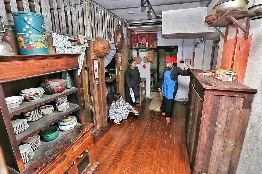 Chinatown Heritage Centre was initially set to reopen this month after eight months of renovations. The Singapore Tourism Board is taking over management duties from the current operator.