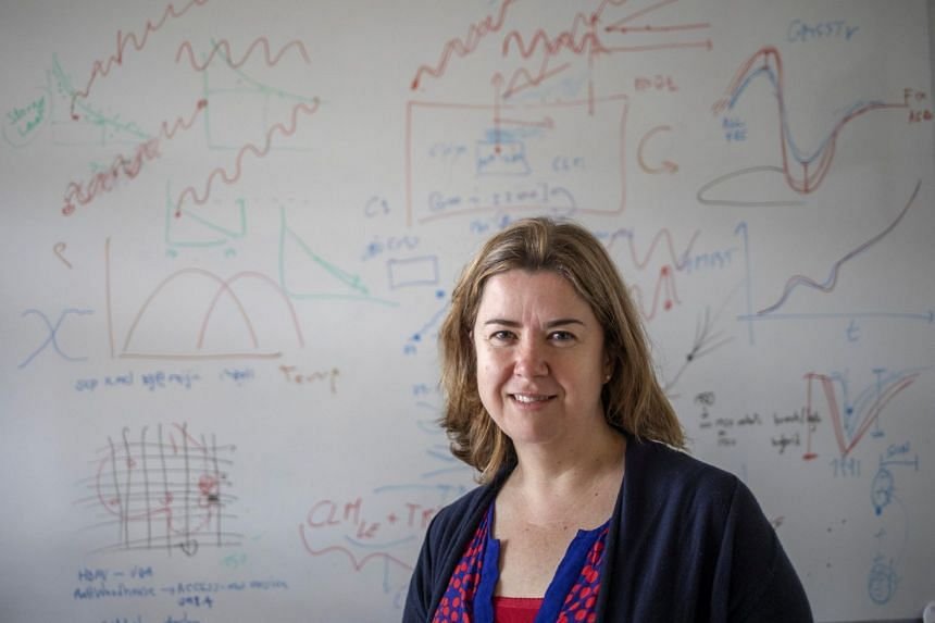 Climate scientist Julie Arblaster is 105th on the Reuters Hot List, a gauge of the clout of researchers publishing scientific papers related to climate change.