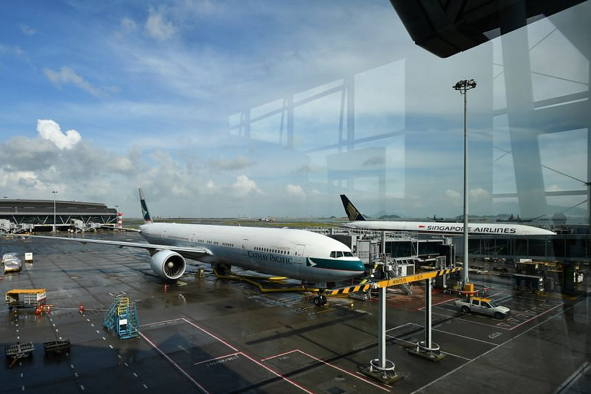 Tickets for one-way direct flights from Singapore to Hong Kong by SIA and Cathay Pacific from May 26 to June 4 were sold out as at 12pm on April 27.