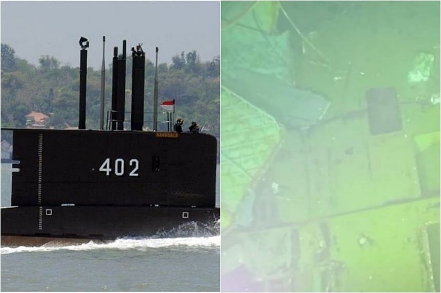 The KRI Nanggala-402 submarine was due to carry out a torpedo drill after it asked for permission to dive early on April 21, but contact was then lost.