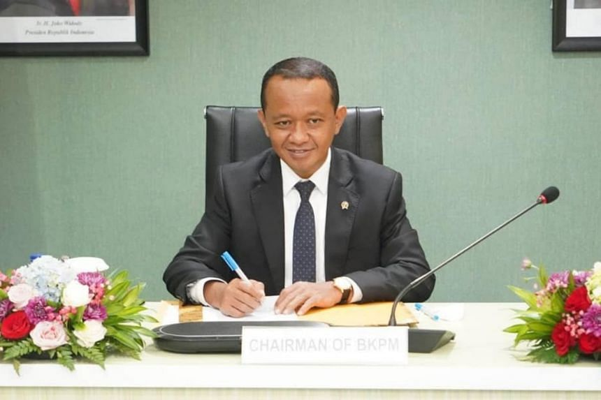 The current Investment Coordinating Board chief Bahlil Lahadalia has been appointed investment minister.
