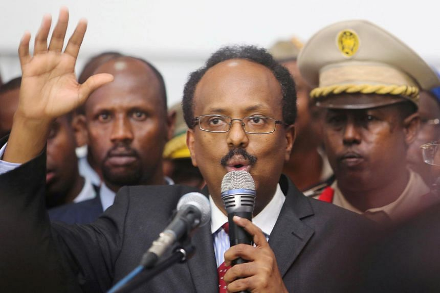 Tensions have been rising in Somalia since  President Mohamed Abdullahi Mohamed's four-year term lapsed in February.
