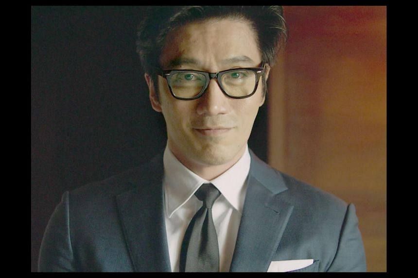Chuando Tan plays an unnamed writer struggling to turn a true-crime case into a story in Precious Is The Night.