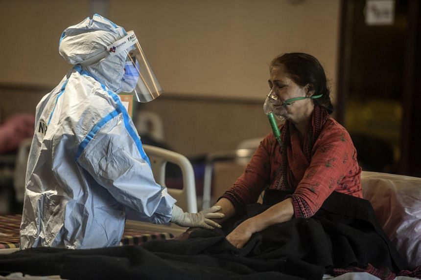 The explosion in infections in India has driven a surge in global cases to 147.7 million.