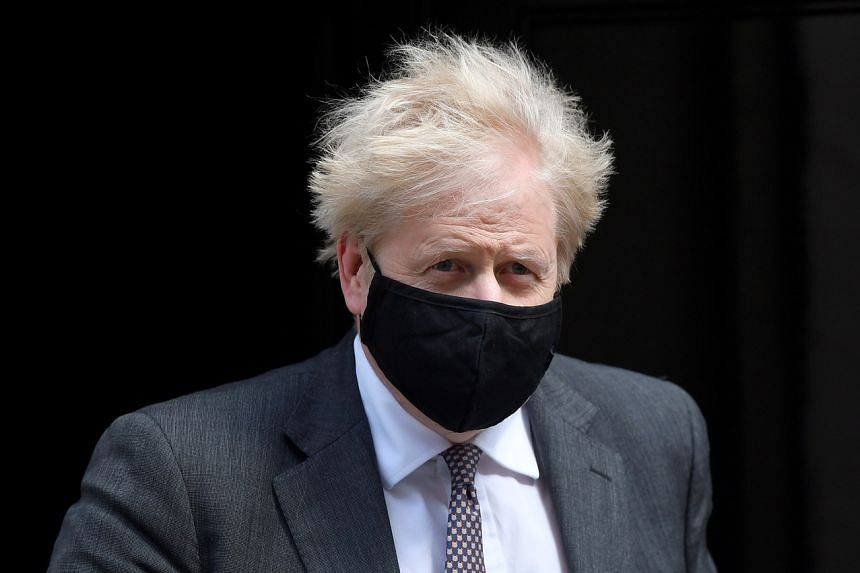 Britain's Prime Minister Boris Johnson is facing a stream of allegations.