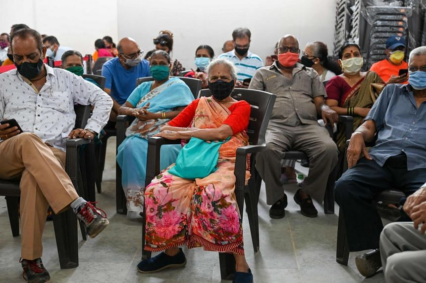 The Singapore Red Cross aims to deliver assistance and support communities in India.