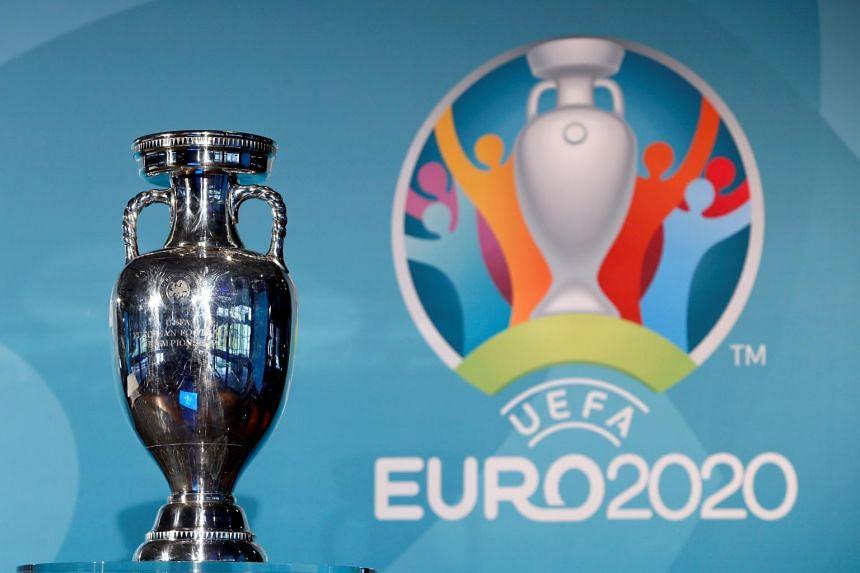 Euro 2020 kicks off with Turkey taking on Italy on June 12, 2021.