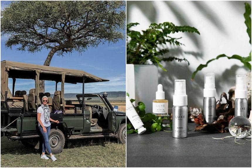 Biologist Jene Roestorf founded Luxe Botanics, a trailblazer in the home-grown green beauty scene.