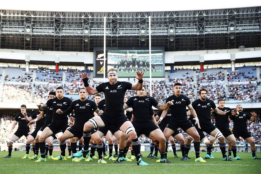 The All Blacks are one of the most successful teams in international sport.