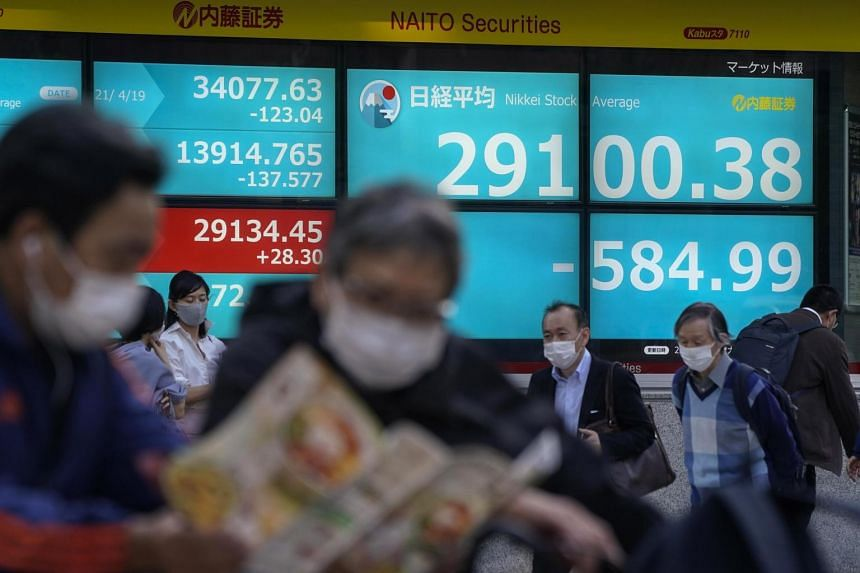 Early in the Asian trading day, MSCI's broadest index of Asia-Pacific shares outside Japan was up 0.1 per cent.