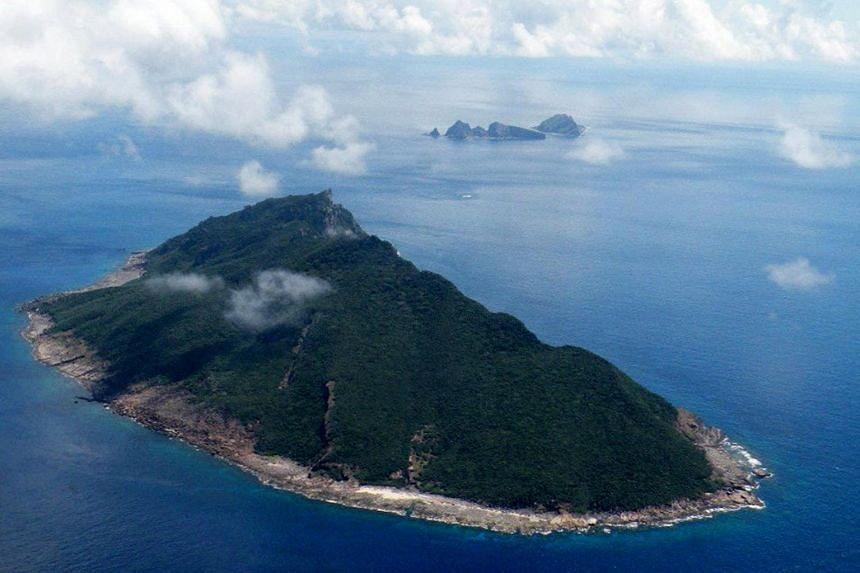 China published a topographical map of the disputed  Senkaku/Diaoyu islets, which led Japan to protest the same day.