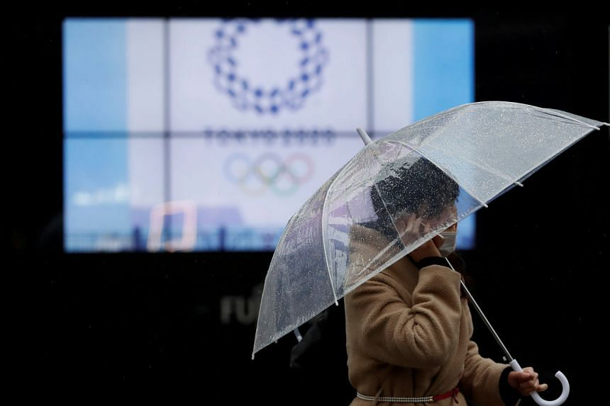 The Games, pushed back by a year due to the pandemic, are set to run from July 23 to Aug 8 in Tokyo.