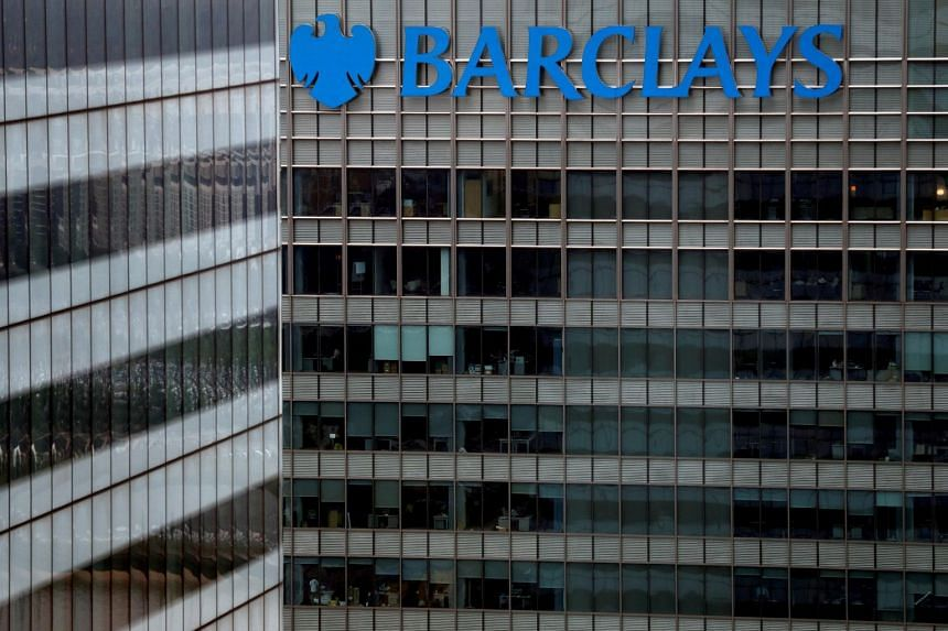 Barclays reported a profit before tax for the three months ended March 31 of $4.4 billion.