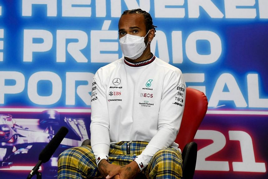 Lewis Hamilton said he is ready to join this weekend's widespread sports boycott of social media in a stand against racism.