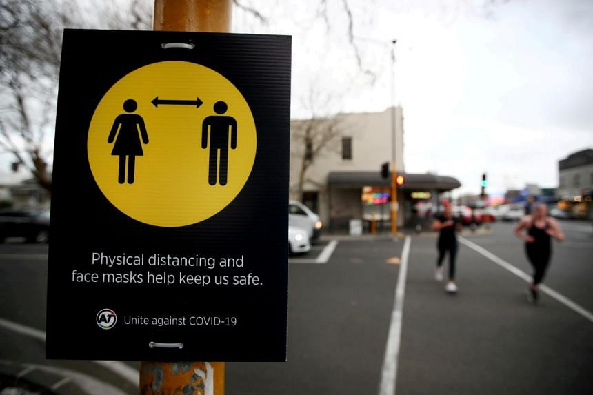 New Zealand has had only about 2,200 cases and 26 deaths in a population of 5 million.