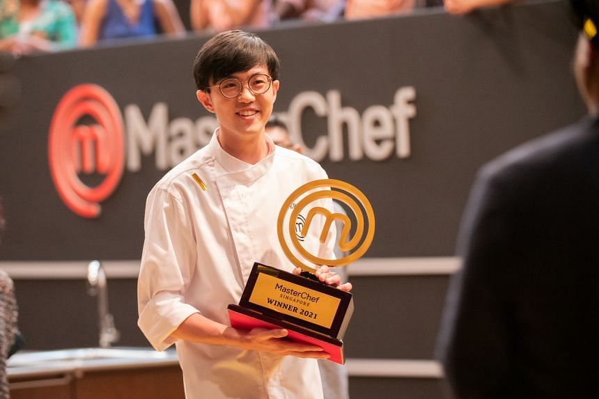 Derek Cheong was crowned winner of the second season of MasterChef Singapore in a finale that aired on April 25.
