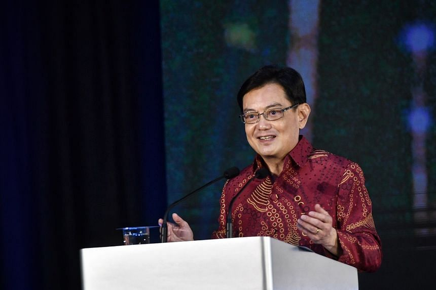 Deputy Prime Minister Heng Swee Keat stressed the importance of jobs and skills to help people reach their fullest potential.