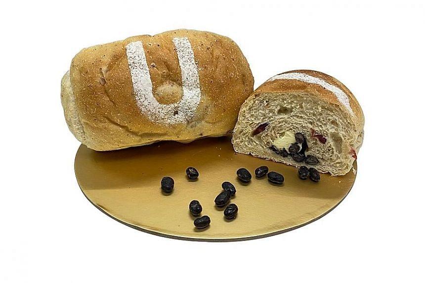 U Bread.