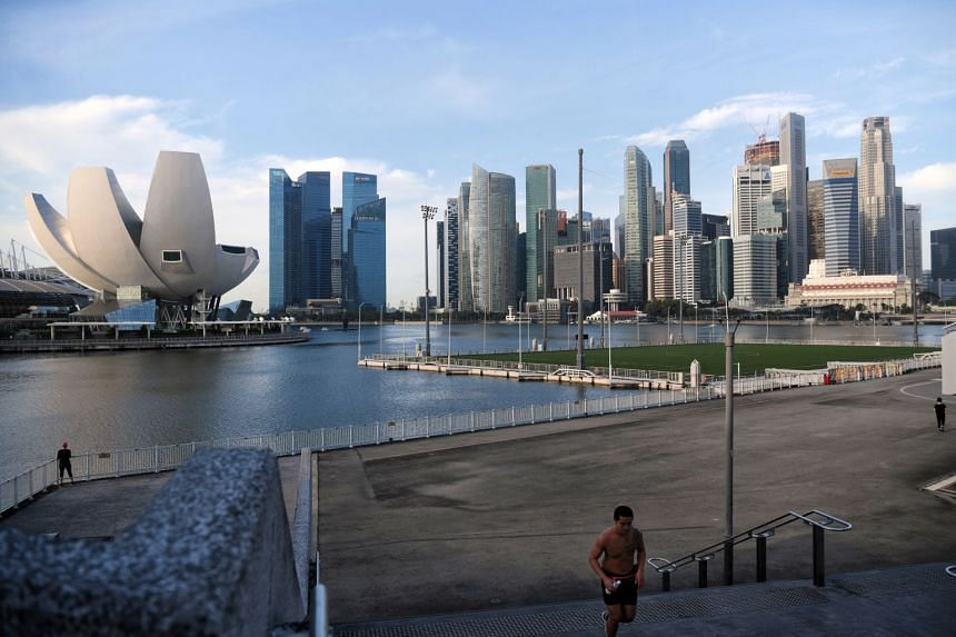 Singapore's economic outlook going forward has brightened considerably, said PM Lee Hsien Loong.