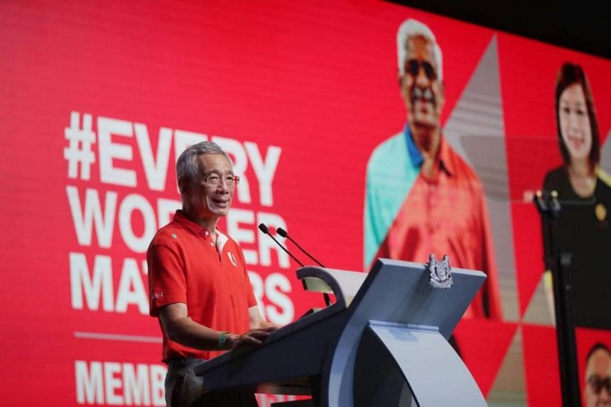 PM Lee Hsien Loong noted that with new strains of the virus emerging, Singapore's Covid-19 situation can deteriorate rapidly.