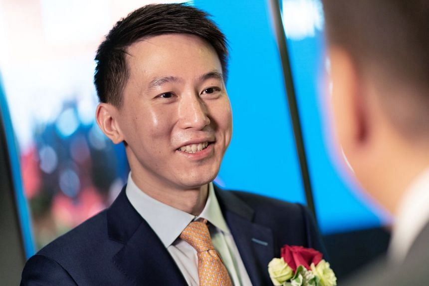 Shou Zi Chew joined TikTok parent ByteDance in March and will remain in his post at the Chinese company.