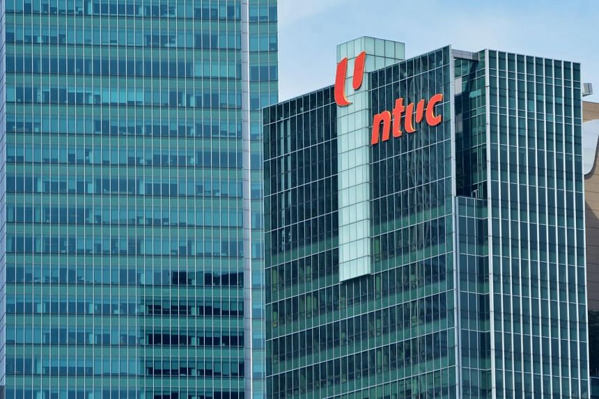 The NTUC foundation was incorporated on Tuesday.