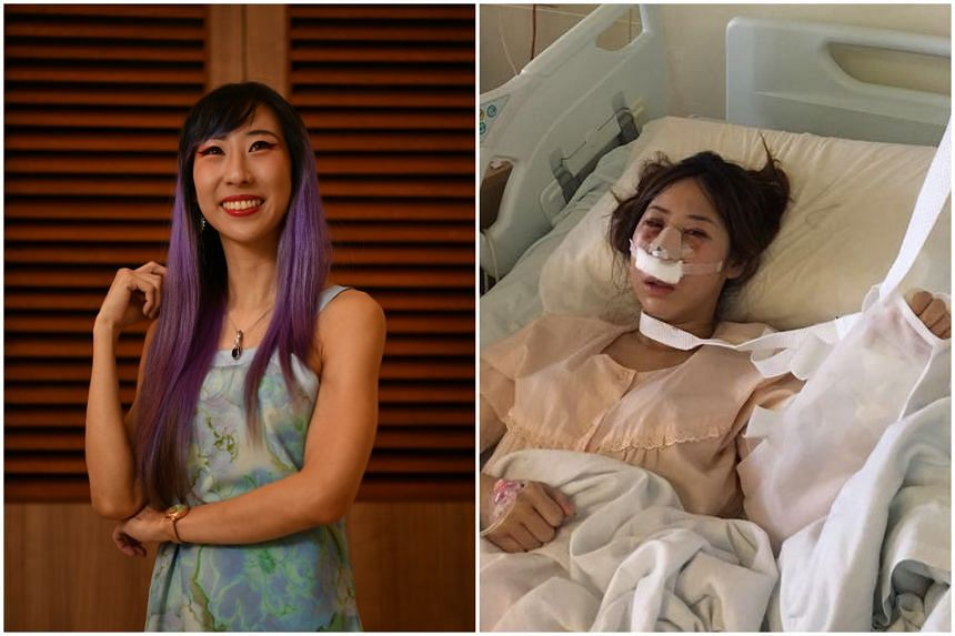 Rachel Lim, a 29-year-old content strategist, was involved with a brutal man who almost killed her.