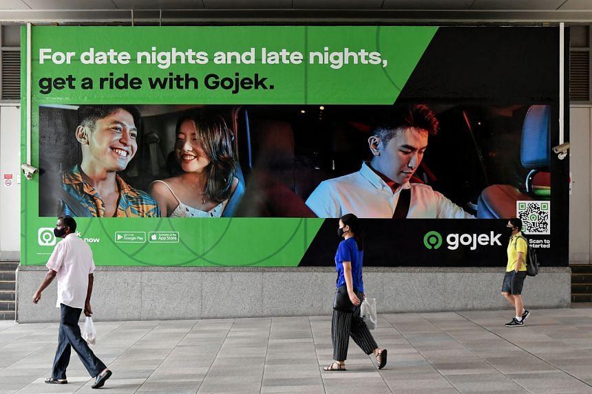 Gojek says it has over 2 million drivers across Indonesia, Vietnam, Thailand and Singapore.