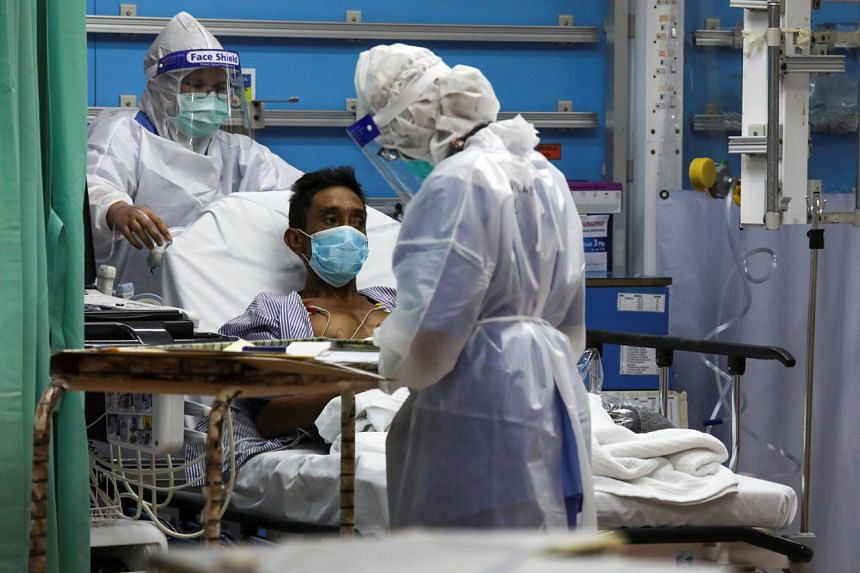 Malaysia is facing a tough battle this year with the third wave of the coronavirus pandemic.