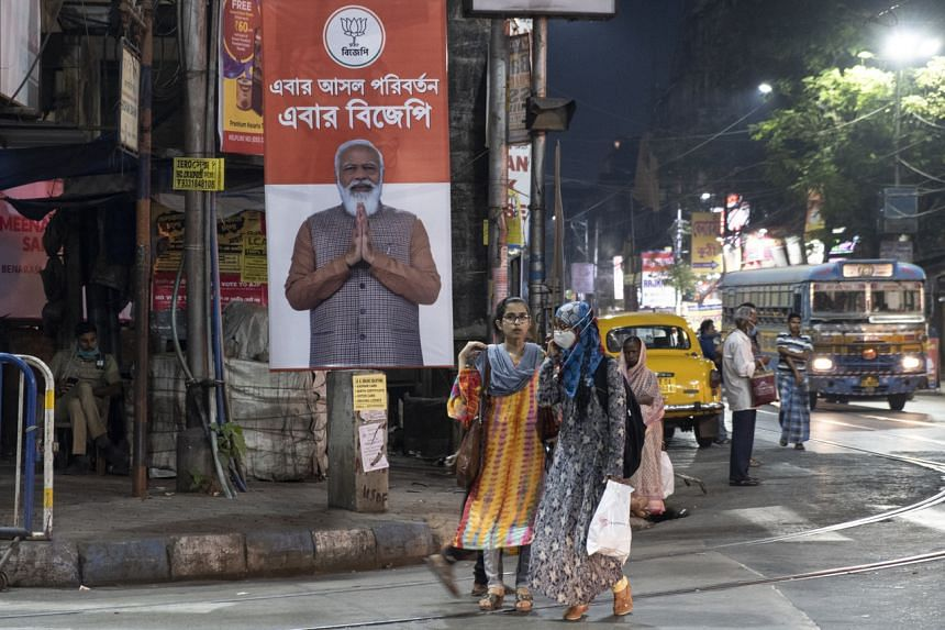 Bharatiya Janata Party has lost a key election in West Bengal state.