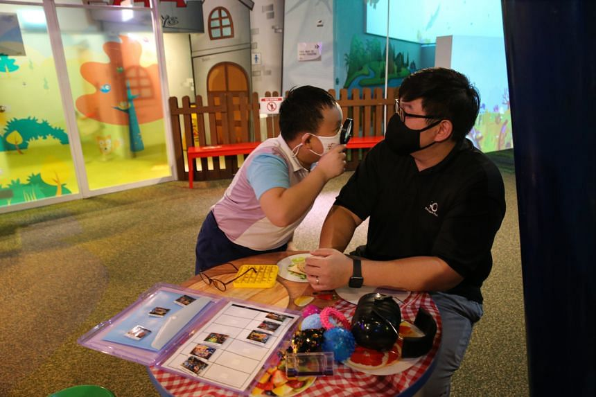 The Science Centre's in-house science educators and facilitators have been trained to understand learners with special needs and curate more inclusive programmes and exhibitions.
