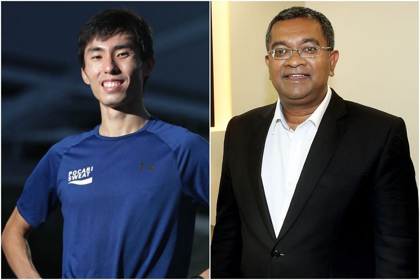 Soh Rui Yong (left) announced that Eugene Thuraisingam (right) and Jing Yen Chooi of Eugene Thuraisingam LLP will take over as his lead counsel.