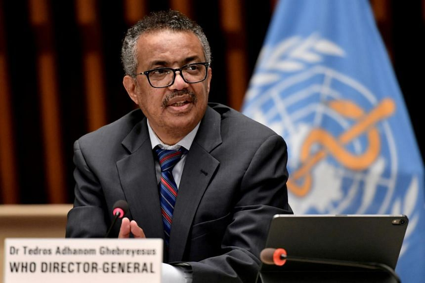 Tedros has been the public face of the WHO's efforts to grapple with the Covid-19 pandemic.