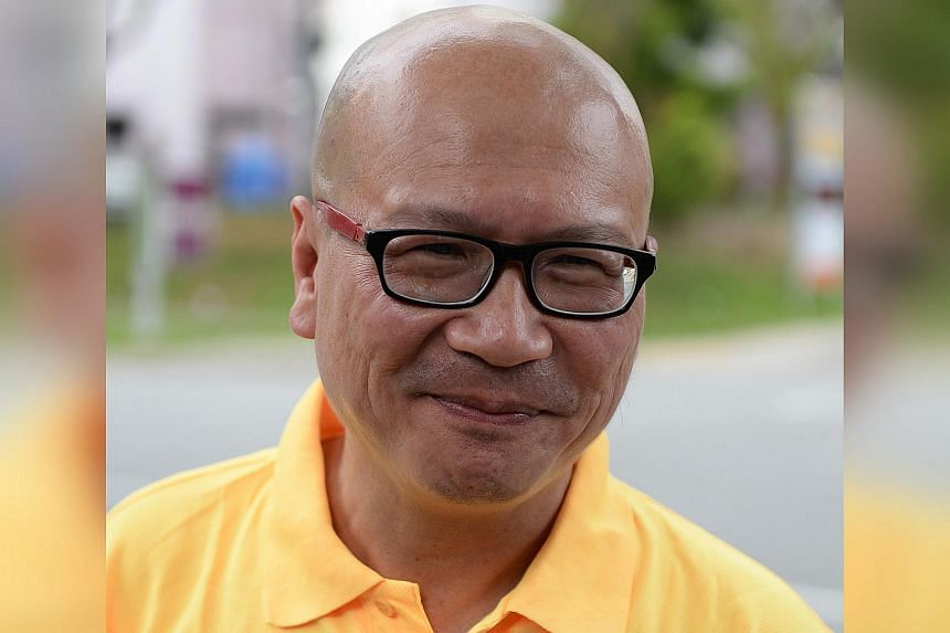The police received a report on May 1 alleging that Mr Gilbert Goh had taken part in a public assembly without a permit.