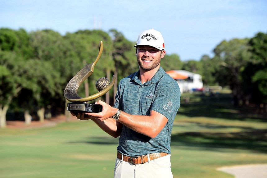 World No. 94 Sam Burns's prior PGA career best was third at Riviera in February.