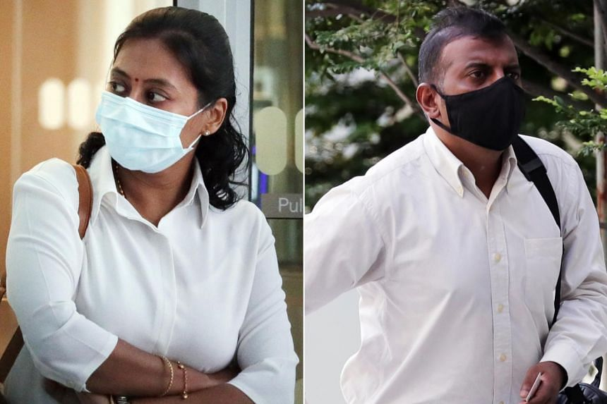 Nachammai Selva Nachiappan and her husband Arunachalam Muthiah are facing multiple maid abuse charges.